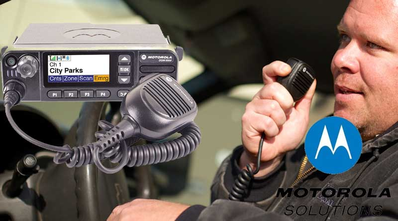 RADIO BASE MOVIL DGM8500