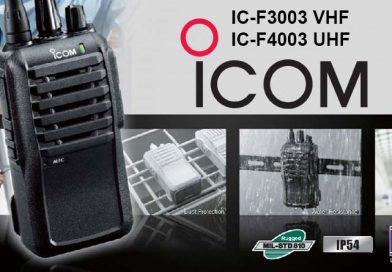 Radio portátil ICOM IC-F4003 UHF 16 CANALES