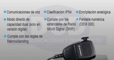 Transceptor base / móvil Motorola DEM300